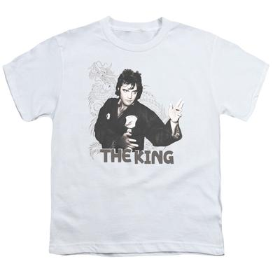 Elvis Presley Youth Tee | FIGHTING KING Youth T Shirt