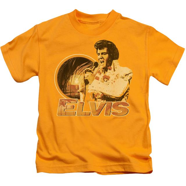 Elvis Presley Kids T Shirt | SINGING HAWAII STYLE Kids Tee