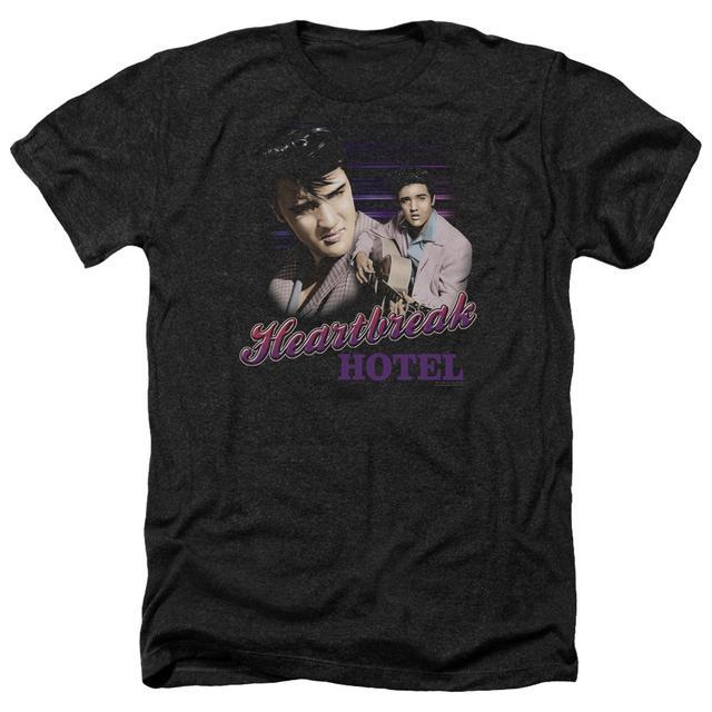 Elvis Presley Tee | HEARTBREAK HOTEL Premium T Shirt
