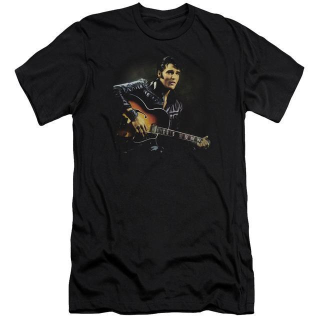 Elvis Presley Slim-Fit Shirt   1968 Slim-Fit Tee
