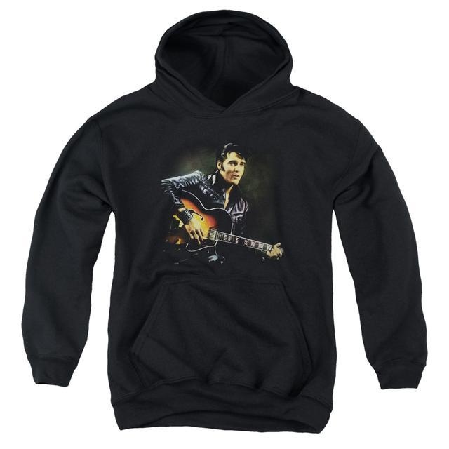 Elvis Presley Youth Hoodie | 1968 Pull-Over Sweatshirt