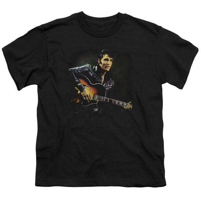 Elvis Presley Youth Tee   1968 Youth T Shirt