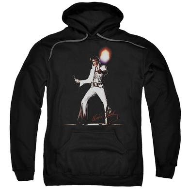 Elvis Presley Hoodie | GLORIOUS Pull-Over Sweatshirt