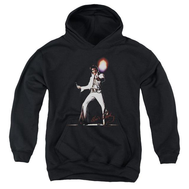 Elvis Presley Youth Hoodie | GLORIOUS Pull-Over Sweatshirt