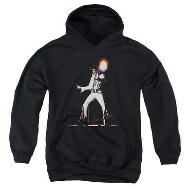 Elvis Presley Youth Hoodie | GLORIOUS Pull-Over Sweatshirt