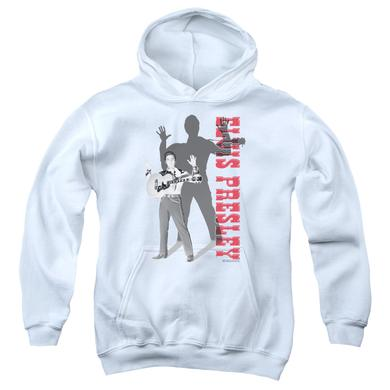 Elvis Presley Youth Hoodie | LOOK NO HANDS Pull-Over Sweatshirt
