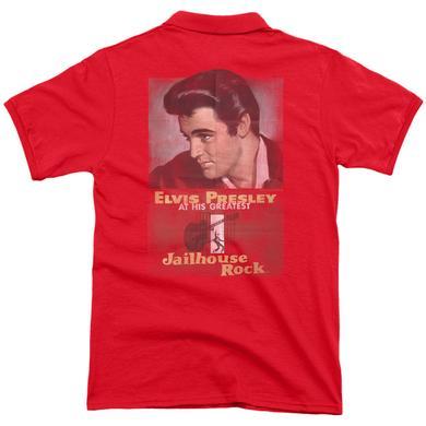 Elvis Presley JAILHOUSE ROCK POSTER (BACK PRINT)