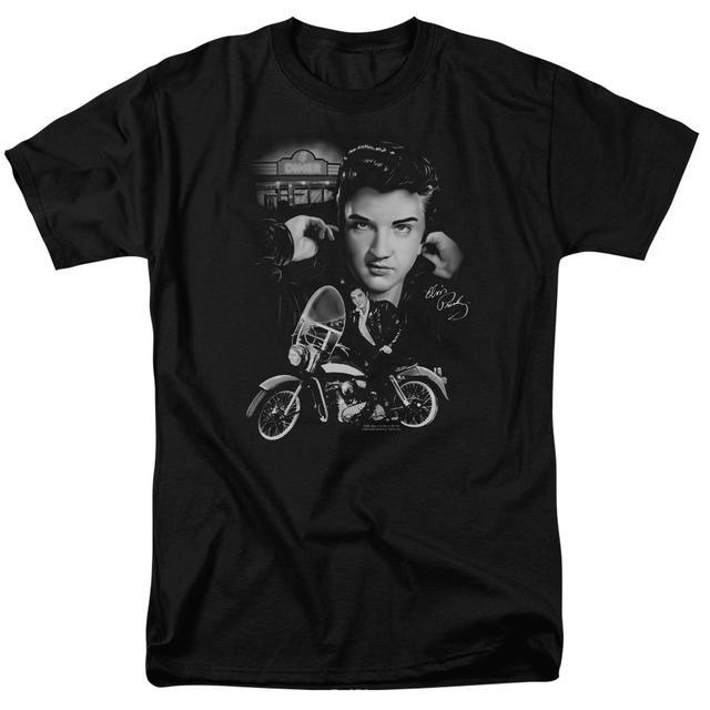 Elvis Presley Shirt | THE KING RIDES AGAIN T Shirt