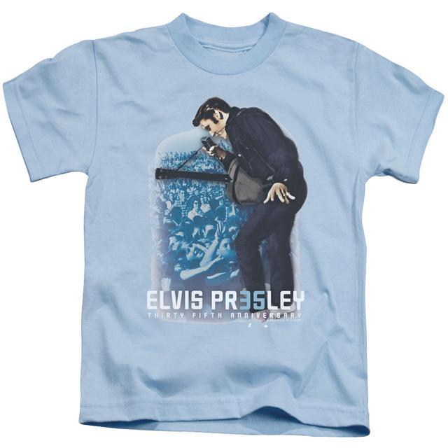 Elvis Presley Kids T Shirt   35TH ANNIVERSARY 3 Kids Tee