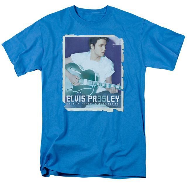 Elvis Presley Shirt   35 GUITAR T Shirt