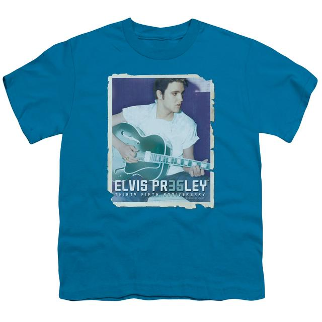 Elvis Presley Youth Tee | 35 GUITAR Youth T Shirt