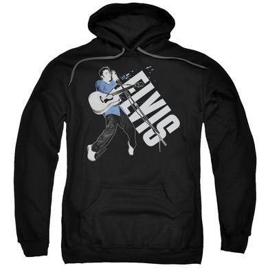 Elvis Presley Hoodie | ON HIS TOES Pull-Over Sweatshirt