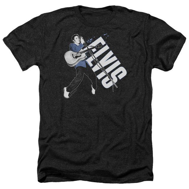 Elvis Presley Tee | ON HIS TOES Premium T Shirt