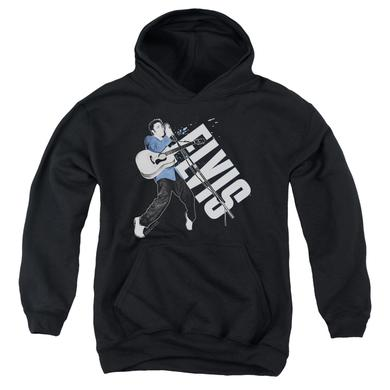 Elvis Presley Youth Hoodie | ON HIS TOES Pull-Over Sweatshirt