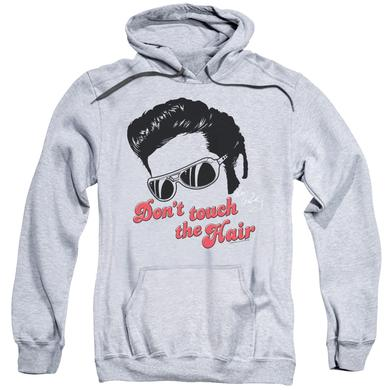 Elvis Presley Hoodie | DON'T TOUCH THE HAIR 2 Pull-Over Sweatshirt