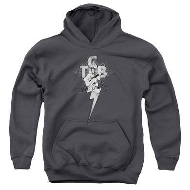 Elvis Presley Youth Hoodie | TCB ORNATE Pull-Over Sweatshirt