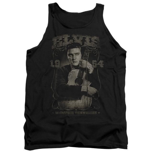 Elvis Presley Tank Top   1954 Sleeveless Shirt