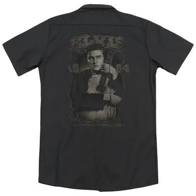 Elvis Presley 1954 (BACK PRINT)