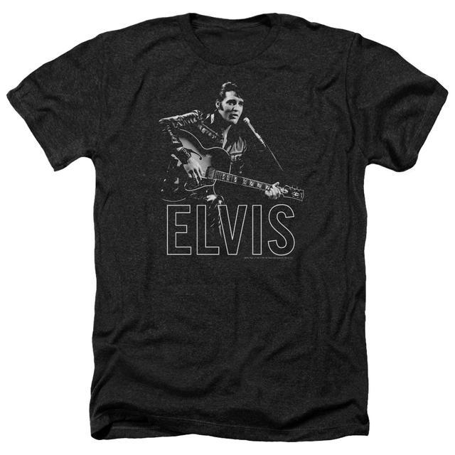 Elvis Presley Tee | GUITAR IN HAND Premium T Shirt