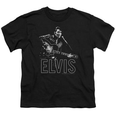 Elvis Presley Youth Tee | GUITAR IN HAND Youth T Shirt