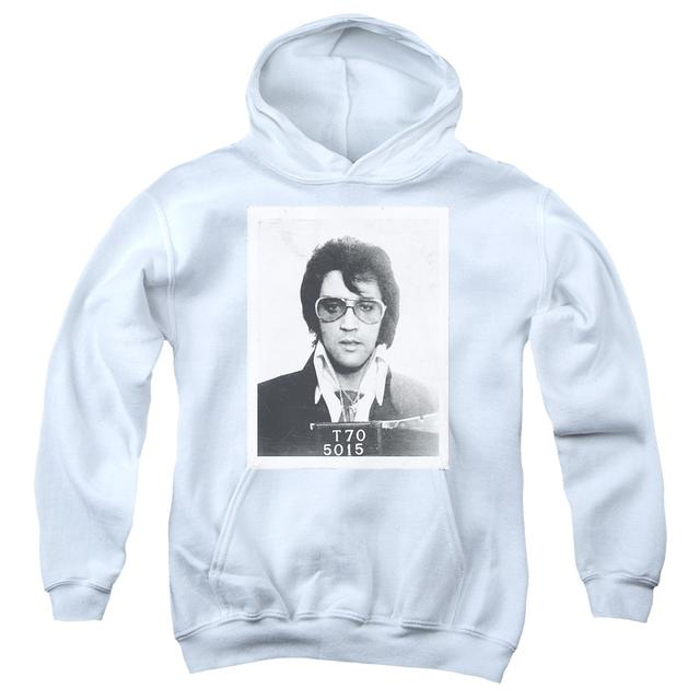 Elvis Presley Youth Hoodie | FRAMED Pull-Over Sweatshirt