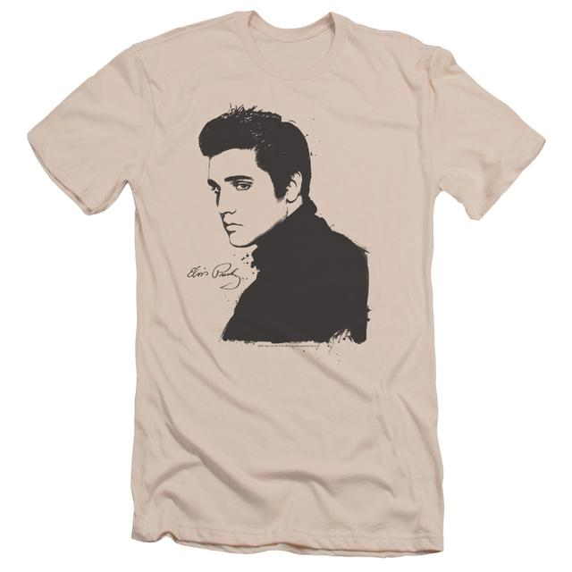 Elvis Presley Slim-Fit Shirt | BLACK PAINT Slim-Fit Tee