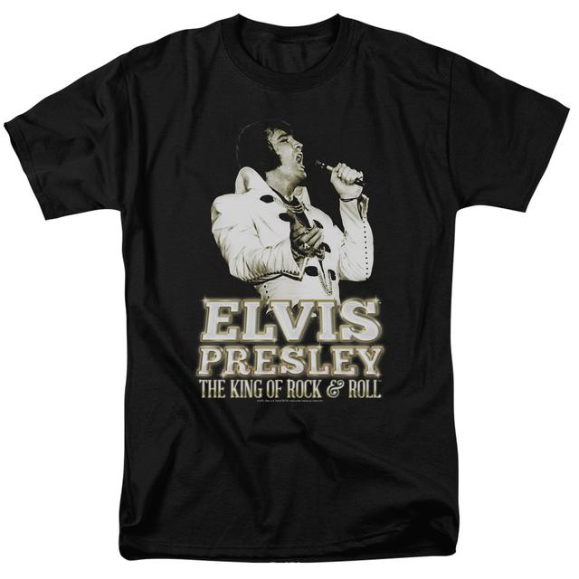 Elvis Presley Shirt | GOLDEN T Shirt