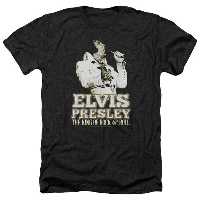 Elvis Presley Tee | GOLDEN Premium T Shirt