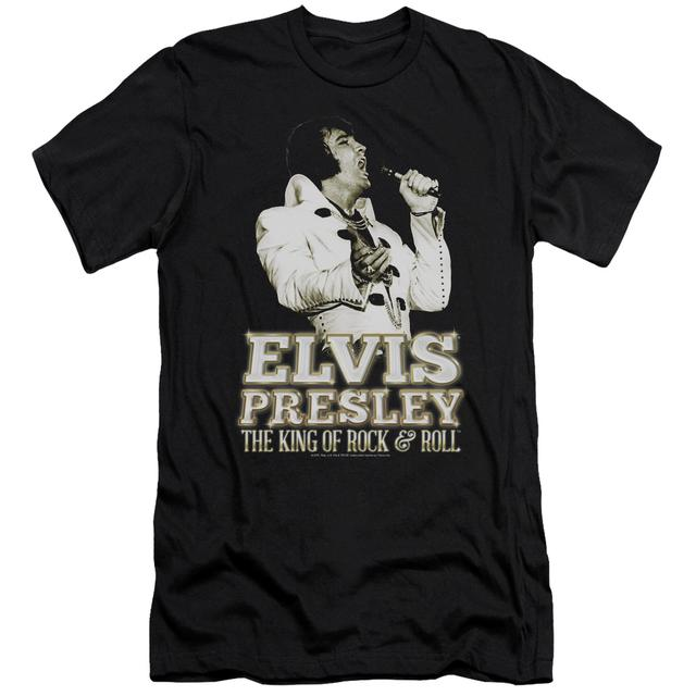 Elvis Presley Slim-Fit Shirt | GOLDEN Slim-Fit Tee