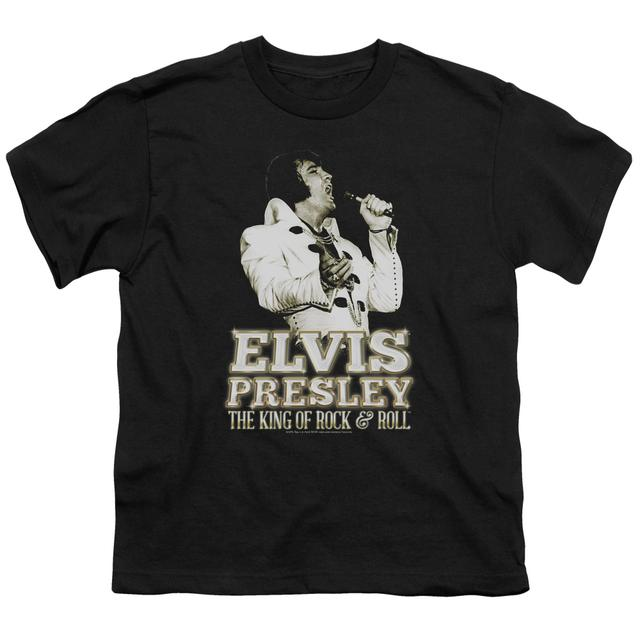 Elvis Presley Youth Tee | GOLDEN Youth T Shirt
