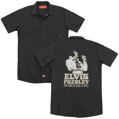 Elvis Presley GOLDEN (BACK PRINT)