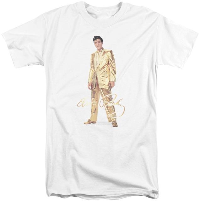 Elvis Presley GOLD LAME SUIT