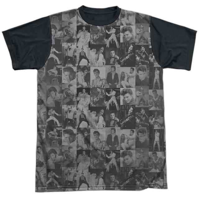 Elvis Presley Tee | TCB CROWD Shirt