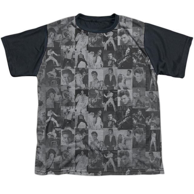 Elvis Presley Youth Shirt | TCB CROWD Tee