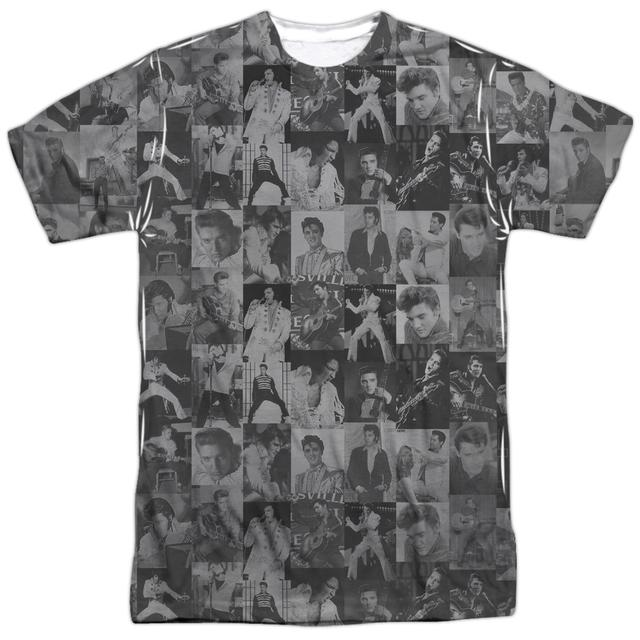 Elvis Presley Shirt | TCB CROWD Tee