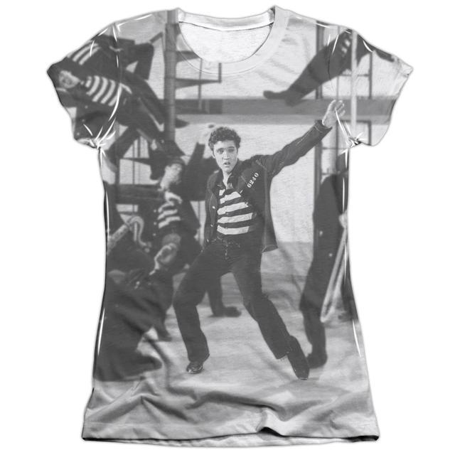Elvis Presley Junior's Shirt | JUBILANT FELONS Junior's Tee