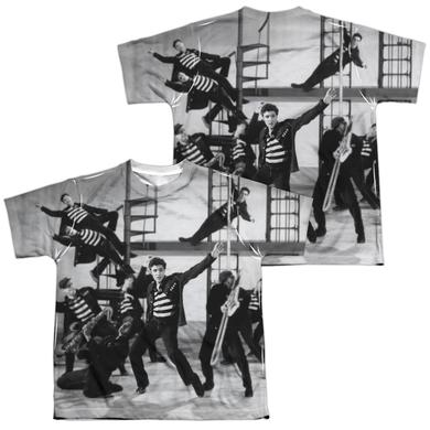 Elvis Presley Youth Shirt | JUBILANT FELONS Sublimated Tee