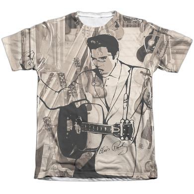 Elvis Presley Shirt | GUITARMAN Tee