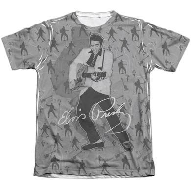 Elvis Presley Shirt | ROCKIN ALL OVER Tee