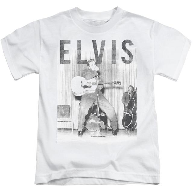 Elvis Presley Kids T Shirt | WITH THE BAND Kids Tee