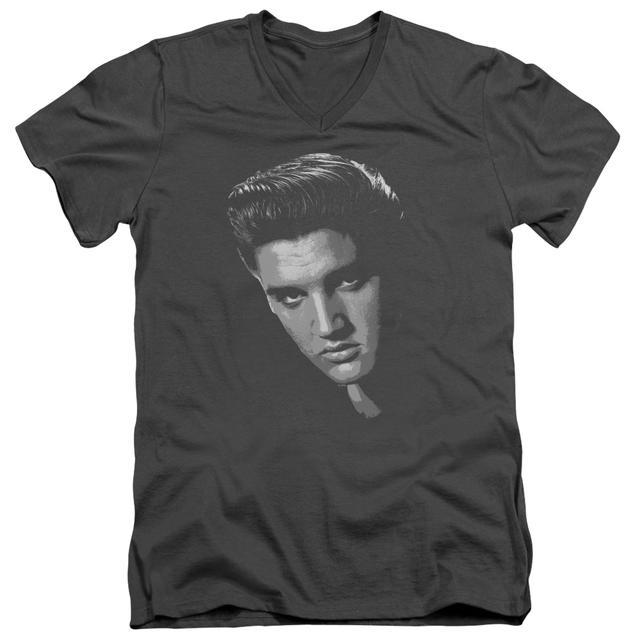 Elvis Presley T Shirt (Slim Fit) | AMERICAN IDOL Slim-fit Tee