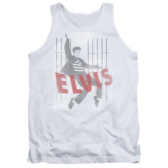 Elvis Presley Tank Top | ICONIC POSE Sleeveless Shirt
