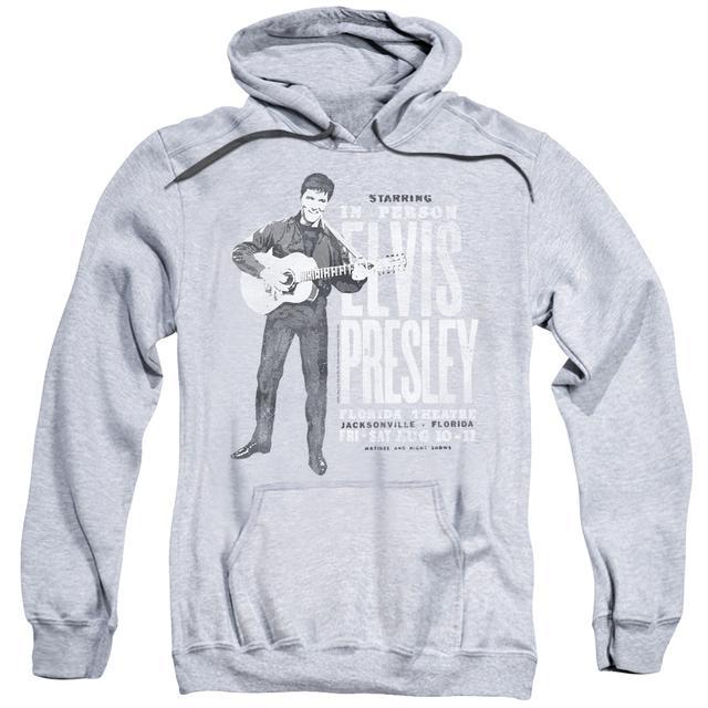 Elvis Presley Hoodie | IN PERSON Pull-Over Sweatshirt
