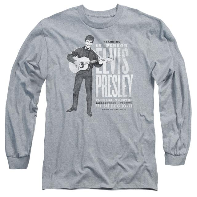 Elvis Presley T Shirt | IN PERSON Premium Tee