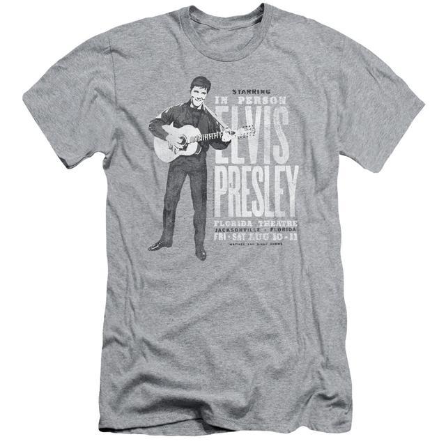 Elvis Presley Slim-Fit Shirt | IN PERSON Slim-Fit Tee