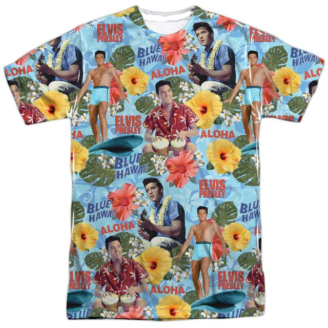 Elvis Presley Shirt | SURF'S UP Tee