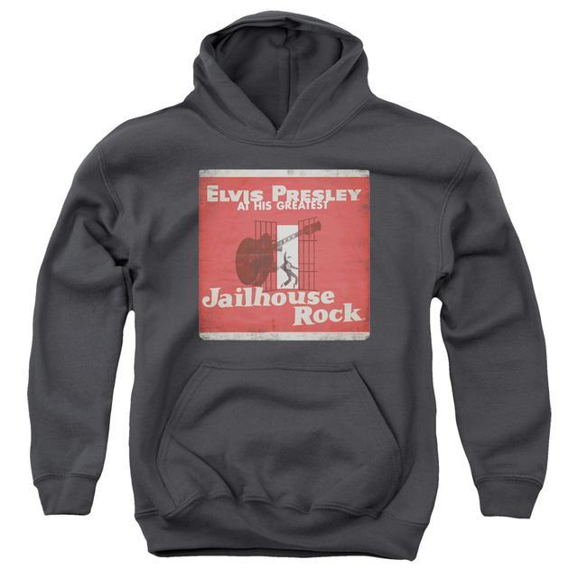Elvis Presley Youth Hoodie | GREATEST Pull-Over Sweatshirt