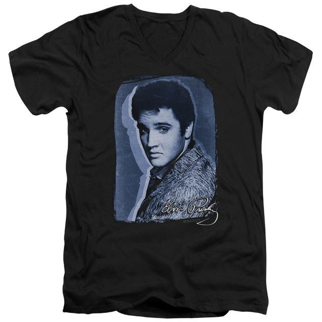 Elvis Presley T Shirt (Slim Fit) | OVERLAY Slim-fit Tee