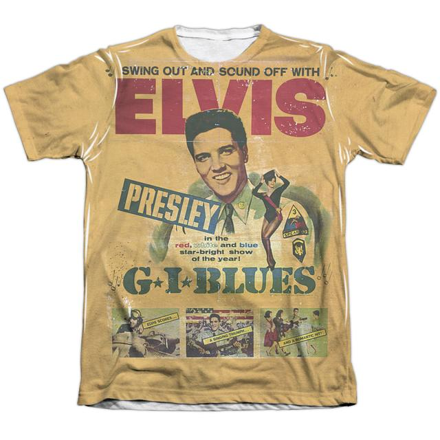 Elvis Presley Shirt | GI BLUES Tee
