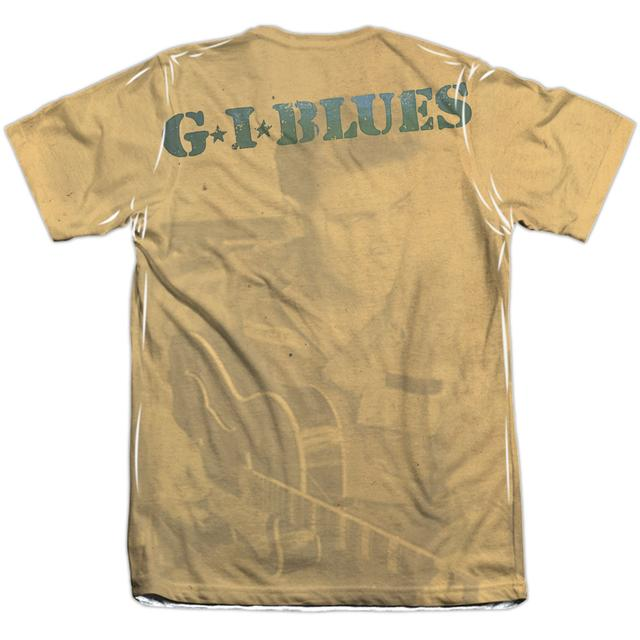 Elvis Presley Shirt | GI BLUES (FRONT/BACK PRINT) Tee